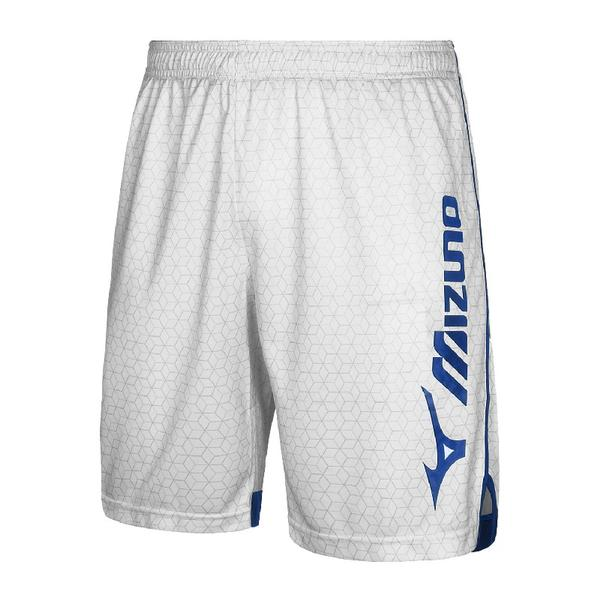 V2EB7003 - RANMA SHORT - White/Royal
