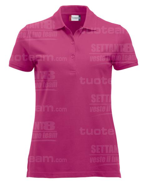 028246 - POLO New Classic Marion S/S - 300 lampone