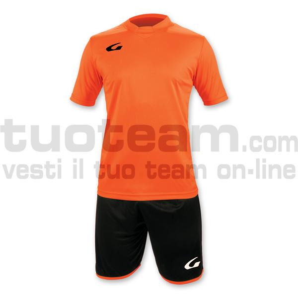 AH11 - KIT Ajax - ORANGEFLUO/BLACK