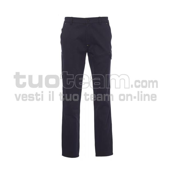 POWER - POWER TWILL SANFORIZZATO 260GR - BLU NAVY