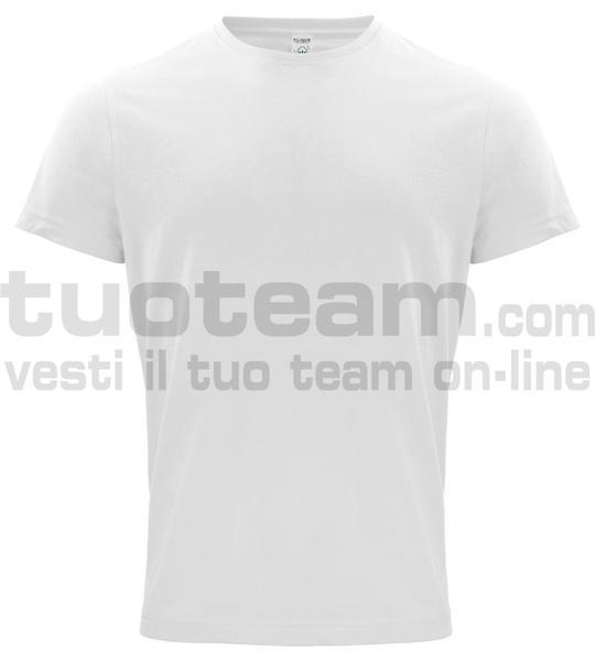 029364 - Organic Cotton T-shirt - 00 bianco