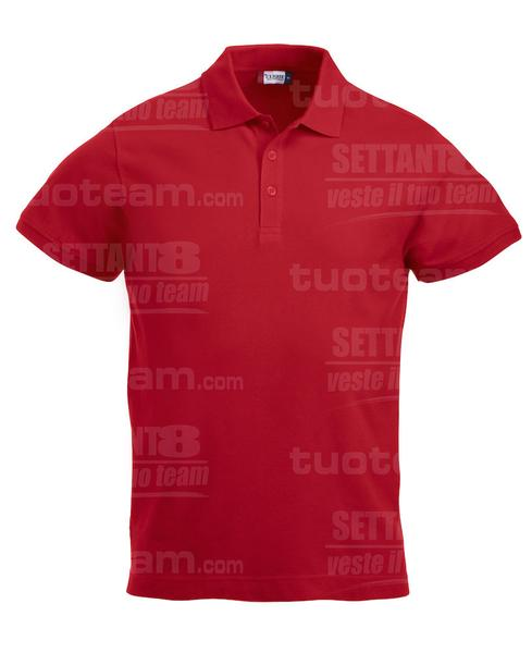 028248 - POLO Classic Lincoln Junior - 35 rosso