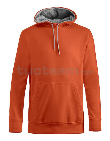021085 - FELPA Carmel - 18 arancione