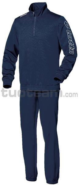 Q8153 - TUTA ZENITH PL blu navy