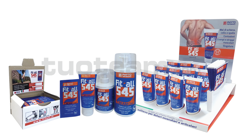 P111.1 - Fit-all 545 crema-gel