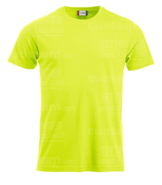 029360 - T-SHIRT New Classic T - 600 verde intenso