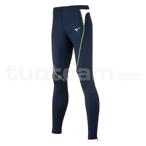 U2EB7203 - Premium JPN Long Tight - Navy/White