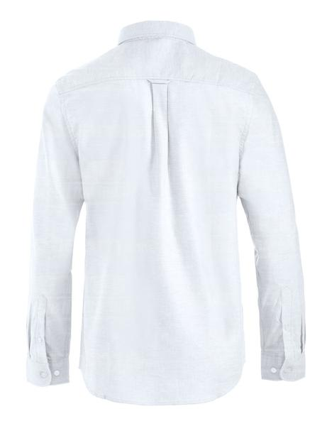 027311 - CAMICIA New Oxford - 00 bianco