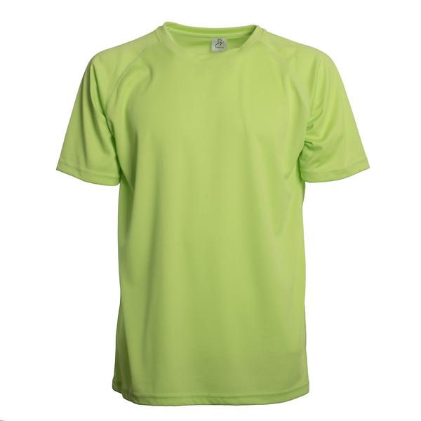 SPRINTEX - T-SHIRT RUNNING - LIME