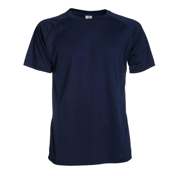 SPRINTEX - T-SHIRT RUNNING - NAVY