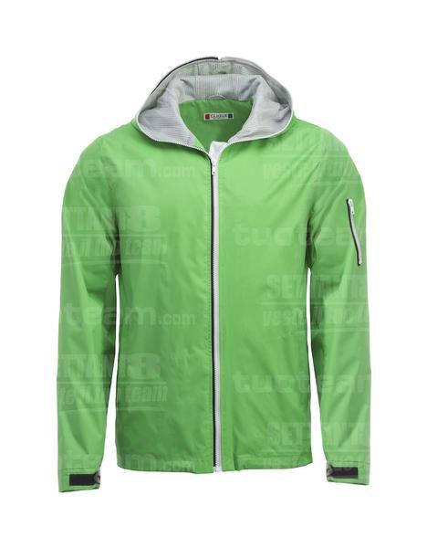 020937 - IMPERMEABILE Seabrook - 605 verde acido