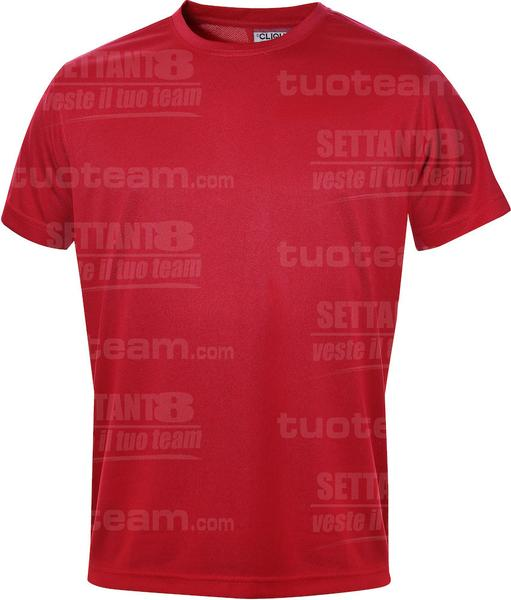 029332 - T-SHIRT Ice-T Kids - 35 rosso