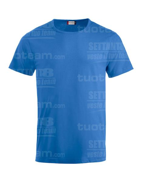 029324 - T-SHIRT Fashion-T - 510 azzurro brillante