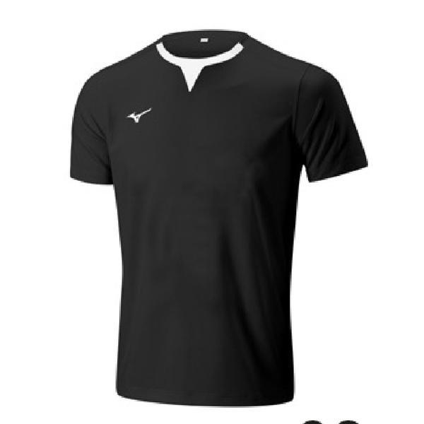32EA8A11 - AUTHENTIC RUGBY SHIRT - Black/Black
