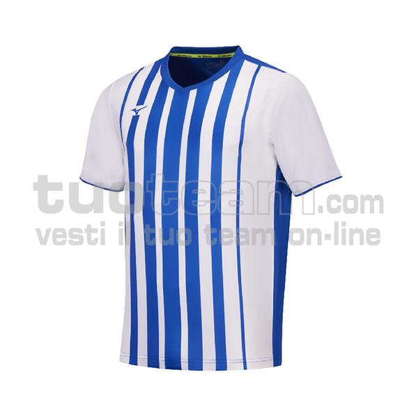 P2FA9A01 - GAME SHIRT SHIMA - White/Royal