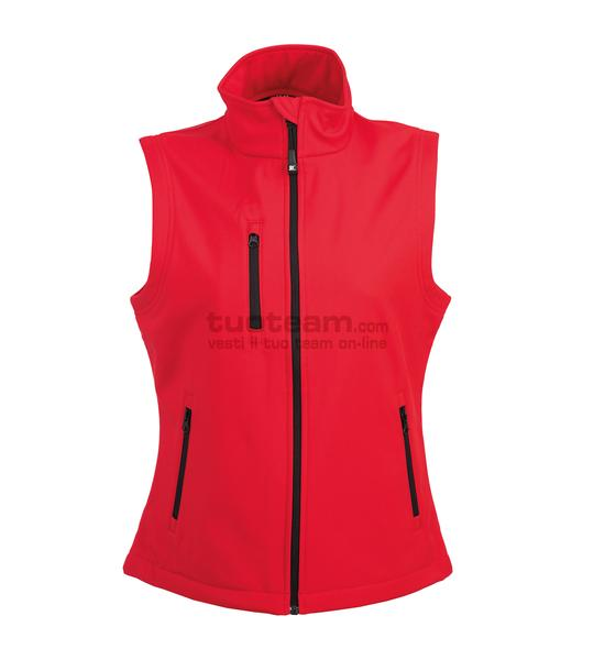 99261 - Gilet Tarvisio Lady - ROSSO