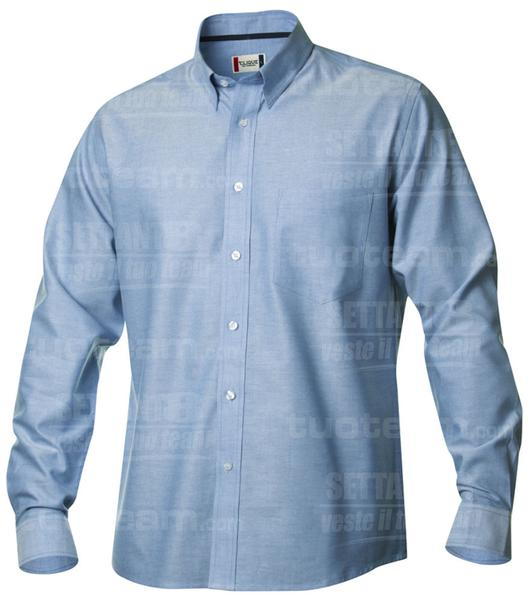 027311 - CAMICIA New Oxford - 55 royal