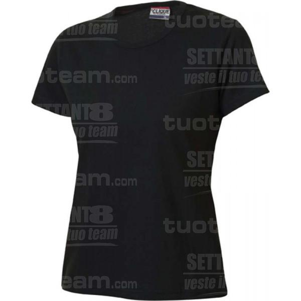 029325 - T-SHIRT Fashion-T Lady - 99 nero