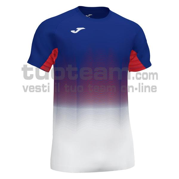 101519 - ELITE VII MAGLIA MC 95% polyester 5% elastane - 722 ROYAL