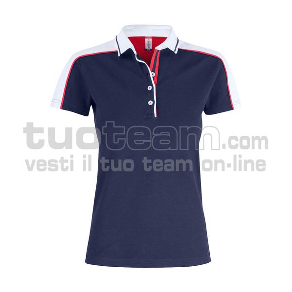 028271 - Polo Pittsford Ladies - 580 blu