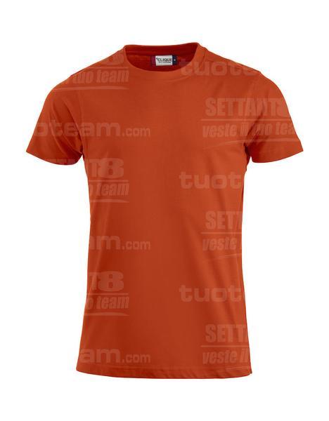 029340 - T-SHIRT Premium-T Mens - 18 arancione