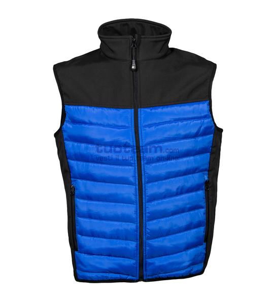 99414 - Gilet Oslo Man - BLU ROYAL
