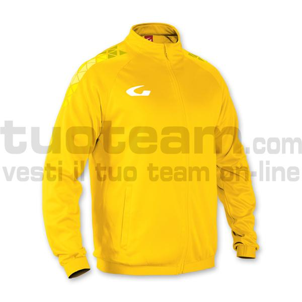 IL01 - Felpa Valencia - YELLOW/WHITE