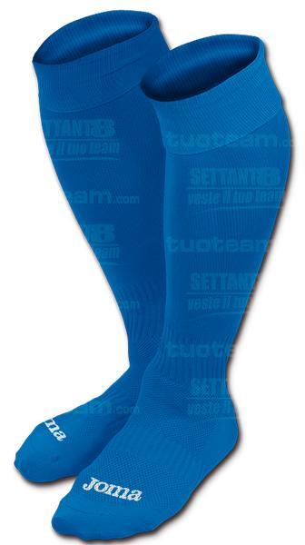 400194 - CLASSIC - 3 CALZETTONE 90% polyester 20% elastane PACK/20 - 700 BLU