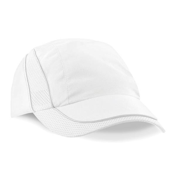 B182 - Coolmax Cappellino - WHITE