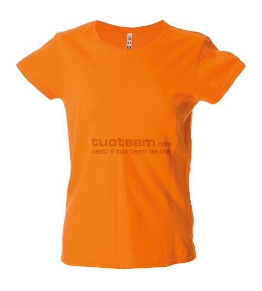 99093 - T-Shirt Argentina Lady - ARANCIO