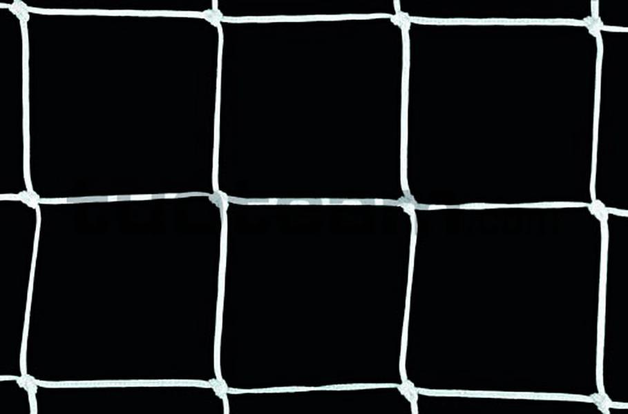 C0024 - COPPIA RETI PORTA 7,5m x 2,5m maglia quadra 3,5 mm