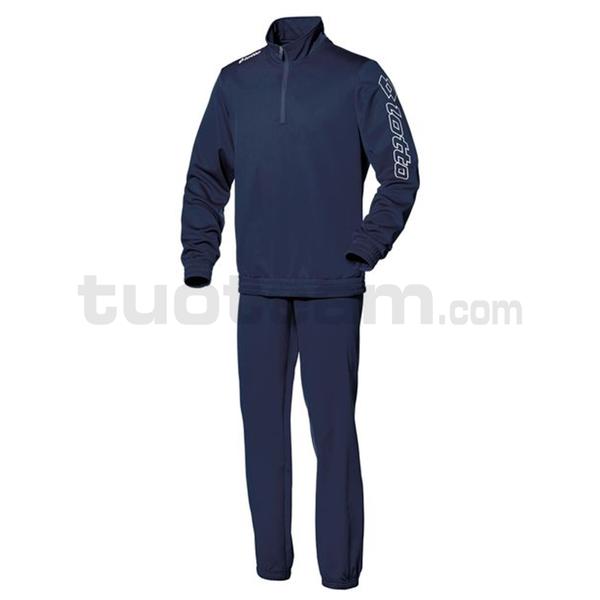 Q8143 - TUTA ZENITH PL junior blu navy