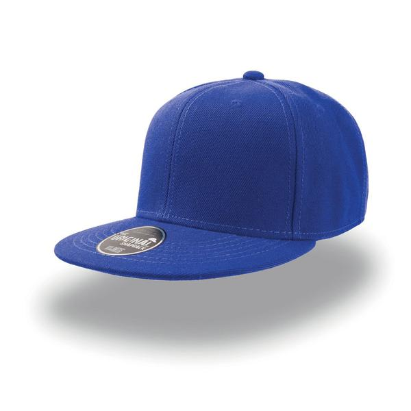 ATSNAP - CAPPELLINO Snap Back 6 pannelli - ROYAL