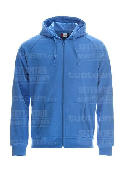 021046 - felpa Loris - 593 blu polare