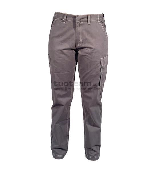 99362 - Pantalone Vigo Lady - GRIGIO