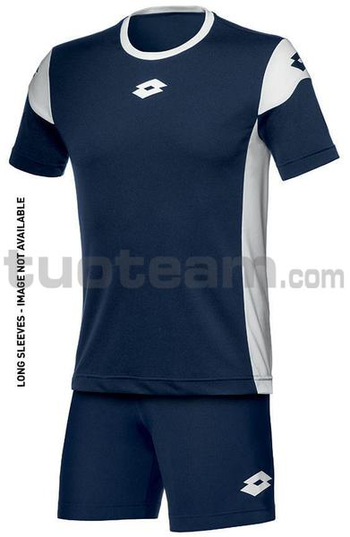 R9748 - KIT STARS EVO M/L junior navy/bianco