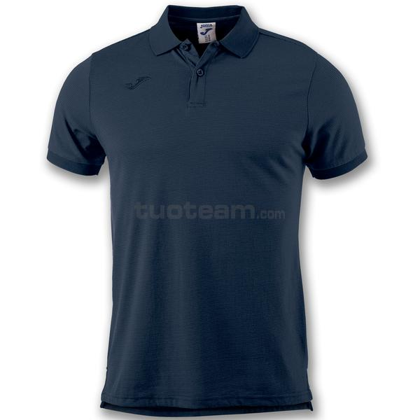101062 - ESSENTIAL POLO 100% polyester interlock - 331 Dark Navy