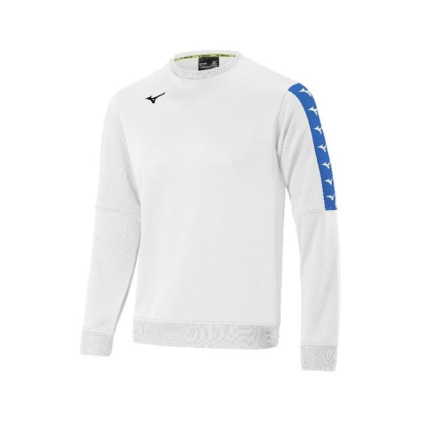 32FC9A03 - NARA TRN SWEAT M - white