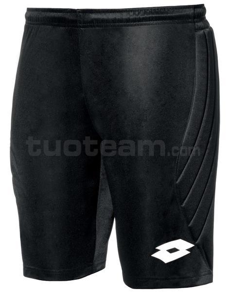 S3718 - PANTA corto CROSS nero
