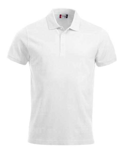 028244 - POLO New Classic Lincoln S/S - 00 bianco