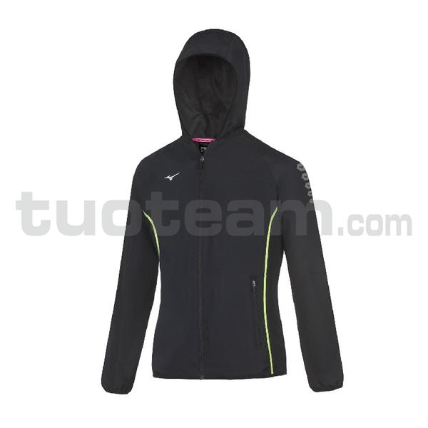 32EE7202 - micro Jacket W - Black/Black