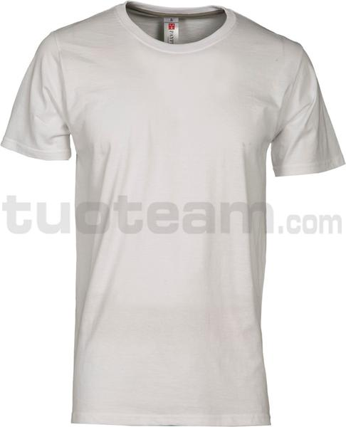 SUNSET - T-SHIRT SUNSET - BIANCO