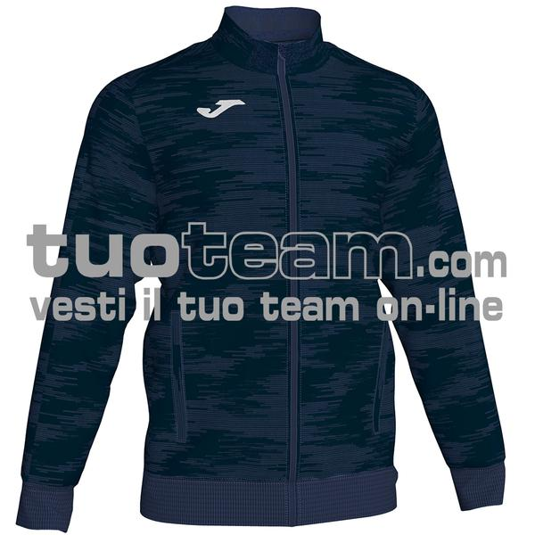 101369 - GRAFITY GIACCA FULL ZIP 100% polyester interlock