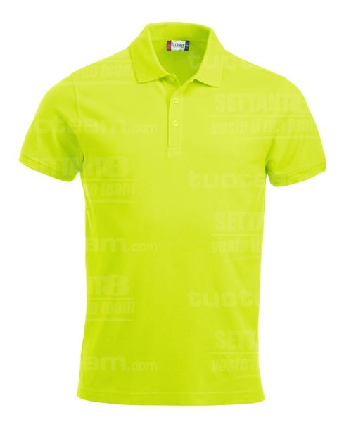 028244 - POLO New Classic Lincoln S/S - 600 verde intenso