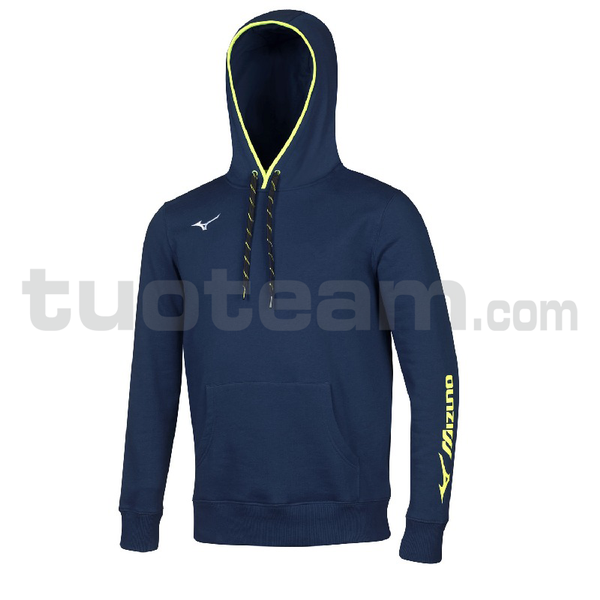 32EC7008 - Sweat FZ Jacket - Navy/White