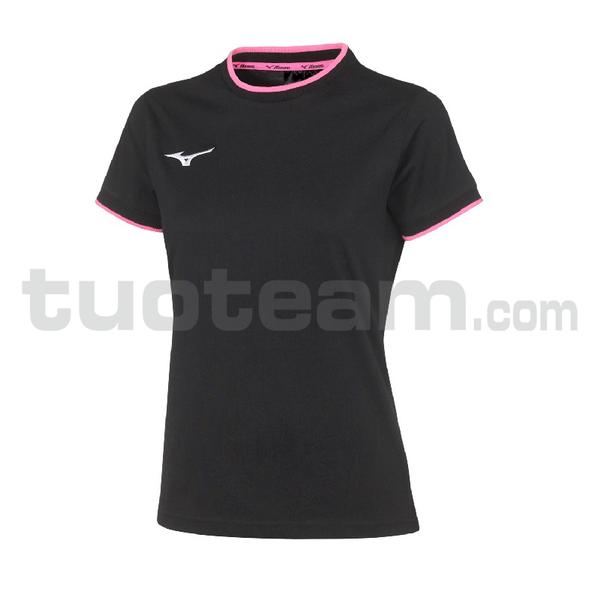 32EA7240 - tee t-shirt W - Black/Black