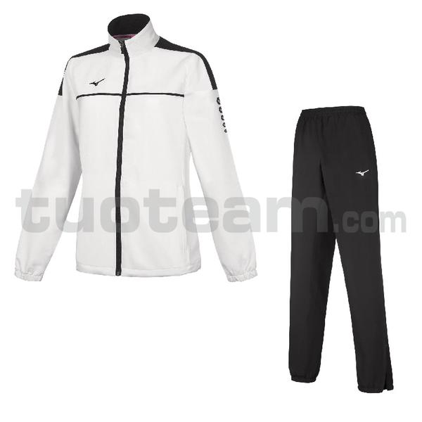 32EG7201 - Micro tuta W - White/Black