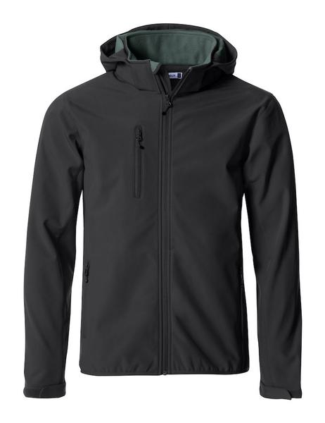 020912 - Basic Hoody Softshell