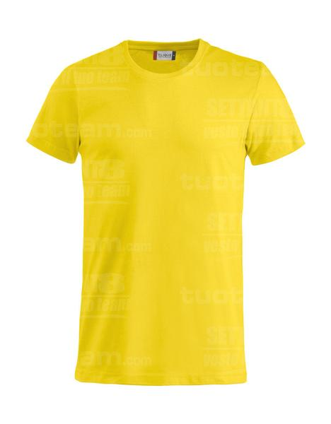 029030 - Basic-T T-SHIRT - 10 giallo limone