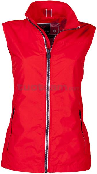 HORIZON LADY R. 2.0 - GILET HORIZON LADY R. 2.0 - ROSSO